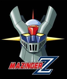 Camiseta niño Mazinger Z. El robot Estupenda camiseta para niño en color negro con el rostro de uno de los robots más conocidos visto en la exitosa serie animada de TV Mazinger Z.