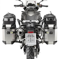 $247.50 Givi Outback Sideframes for Trekker Outback Pannier Mounting