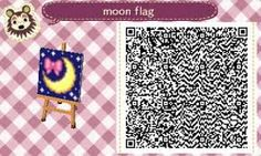 sailor moon town flag animal crossing - Google Search