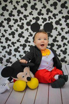 https://flic.kr/p/vxj3co | Esse Mickey tá um charme! | Ensaio!