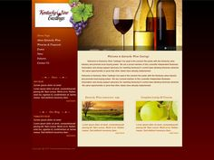 Website design for wine business portal. Portal should have blog, news and events section. Registration of user and user business profile is also present.