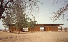 Primary School in Gando / Kéré Architecture