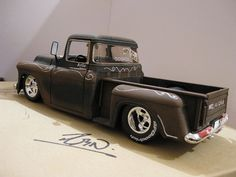 Rat rod Chevy Pickup 55' Chevrolet Apache, Chevy 3100, Chevy Pickups, 57 Chevy Trucks, Old Trucks, My Dream Car, Dream Cars, Classic Trucks, Rat Rods
