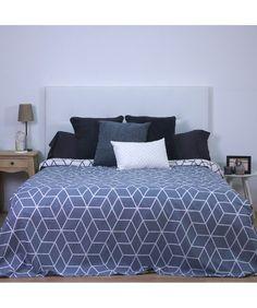 FUNDA NÓRDICA Comfortable Fashion, Scandinavian Style, Decoration, Comforters, Blanket, Bed, Ideas, Furniture, Home Decor