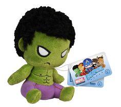 "Marvel Mopeez Funko 5"" Plush Hulk"