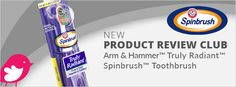 Sonicare For Gum Recession Product Tester, New Product, Product Review, Arm And Hammer Spinbrush, I Love Mondays, Club, News, Trials, Giveaways