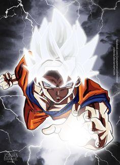 Goku White, Dragon Ball Super