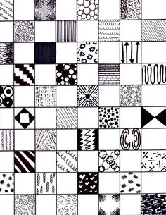 Checker Board Print by SteelMagnum on Etsy