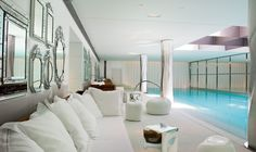 SHOP AND RELAX - best spas to relax after exhausting shopping-trips