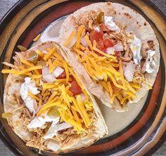 Chicken Taco Seasoning, Taco Chicken, Chicken Taco Recipes, Healthy Heart, Heart Healthy Recipes, Healthy Crockpot Recipes, Meal Recipes, Healthy Options, Healthy Food