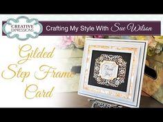 Gilded Step Frame | PartiCraft (Participate In Craft) | Bloglovin'