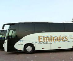 طيران الإمارات تطوّر خدمة الحافلات بين مطار دبي وكل من أبوظبي والعين #سيارات #تيربو_العرب #صور #فيديو #Photo #Video #Power #car #motor #طائرات #محركات #دراجات