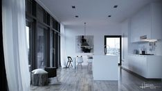Making of Nordic House - 3D Architectural Visualization & Rendering Blog