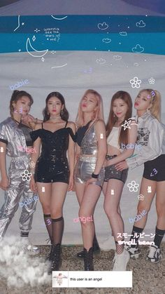 girl groups and boy groups icons + wallpapers + users + layouts Kpop Girl Groups, Kpop Girls, K Pop, Tzuyu Body, Comeback Stage, 5 Anime, Fandom, Forever, K Idols