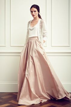 Jenny Packham, pre-spring/summer 2015 ...now go forth & share that BOW & DIAMOND style ppl! Lol ;-) xx