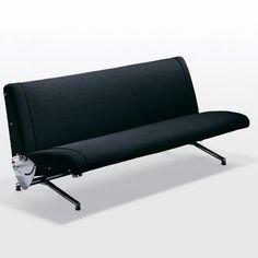 Osvaldo Borsani, Couch Model D70 Verstelbare sofa 1954