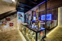 QG Tattoo studio by ARCHETYPE Design Studio, Chengdu – China » Retail Design…
