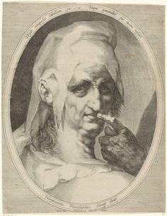 Jan Harmensz. Muller   Harpocrates, Jan Harmensz. Muller, 1593   Harpocrates, de god van de stilte, houdt zijn vinger tegen zijn lippen.