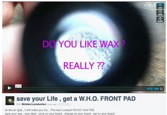 Do you really like wax? Really? WHO surfboard front foot pad from Lunasurf