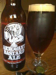 77. Stone Brewing - Arrogant Bastard Ale