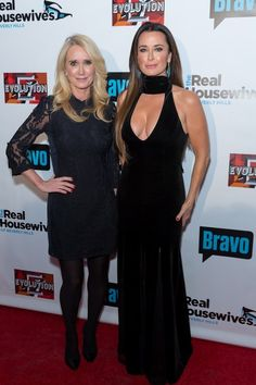 Kim & Kyle Richards