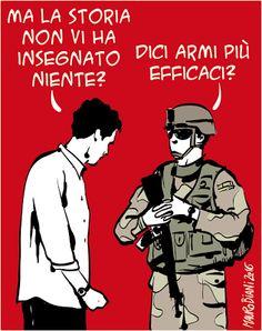 Il marxismo libertario: LA FABBRICA DEI TERRORISTI di Antonio Moscato
