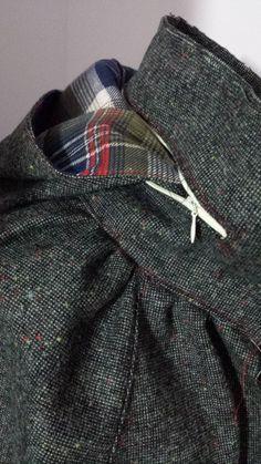 Sew20Something Sewaholic Minoru Jacket Sneak Peek.
