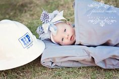 Oilfield baby! Graci Ann