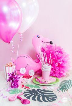 Partydecorations Amscan, Gewinnpaket, feiertäglich HappyMottoparty Flamingo Flamingo Party, Paradise, Pink, Cake Pops, Tropical, Beautiful Life, Damask, Nice Asses, Ideas