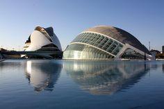cité des arts et des sciences Valence Espagne