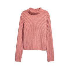 Knitwear (31 AUD) ❤ liked on Polyvore featuring tops, sweaters, red sweater, pullover top, sweater pullover, red pullover and knitwear sweater