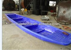 Flat Bottom Plastic Boat 6.0m