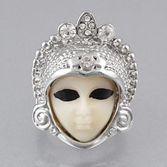 Wei Hua Elegant Fashion Personality Noble Luxurious Ring