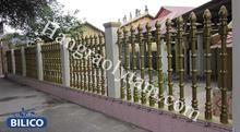 hang rao ly tam: Mẫu hàng rào bê tông ly tâm đẹp: Tôn vinh giá trị ...