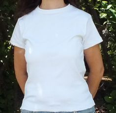 If you want this comfortable feminine t- shirt please email me for details. I will make to order.