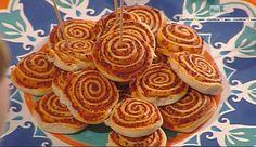La ricetta delle girandole con mozzarella di Anna Moroni del 7 dicembre 2015 - La prova del cuoco