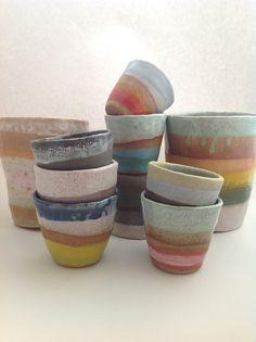 Shino Takeda | ceramic cups