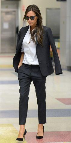 Gloria Kalil mostra como usar o blazer, peça favorita para dar um charme no…