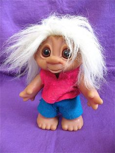 Vintage TROLL Doll by DAM