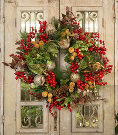 BloomNation Holiday Wreath Roundup