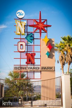 Las Vegas Wedding Pros Rock Out at the Neon Boneyard Museum - Las Vegas Wedding Network