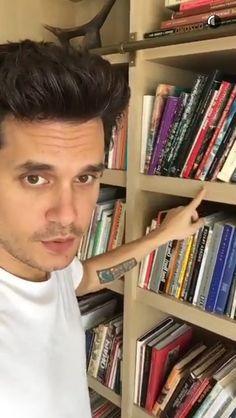 Book Shelf by John Mayer