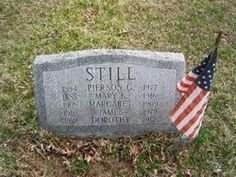 Genealogical Gems: Tombstone Tuesday: Still #genealogy