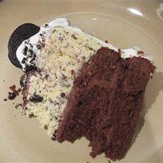 Grandma Betty's Ice Cream Cake Recipe | Yummly