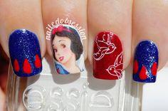 Nailed Obsession: Disney Princess: Snow White