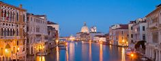 This beautiful Italian city is world famous for its unique setting, superb architecture, and romantic gondola rides. Actually, Venice one of the most roman Places To Travel, Places To See, Travel Destinations, Travel Tourism, Travel Europe, European Travel, Santa Lucia, Lonely Planet, Night Photography