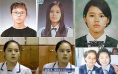 Eye Candy: Adorable childhood photos of female actresses (Part One) | allkpop.com - Han Ga In