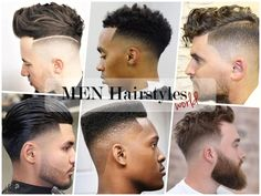 Discover all the different types of fades you can experiment with this year, from high, mid or low fades to drop, burst, shadow or bald fades and more! Drop Fade Haircut, Fade Haircut Styles, Short Fade Haircut, High And Tight Haircut, Wavy Hair Men, Men's Hair, Wedding Hairstyles For Long Hair, Wavy Hairstyles, Types Of Fades