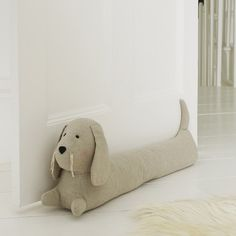 Pattern For A Dachshund Door Stopper From Material   Google Search