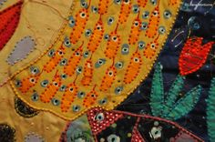 Arte del Quilt in un Museo a Lowell - Boston